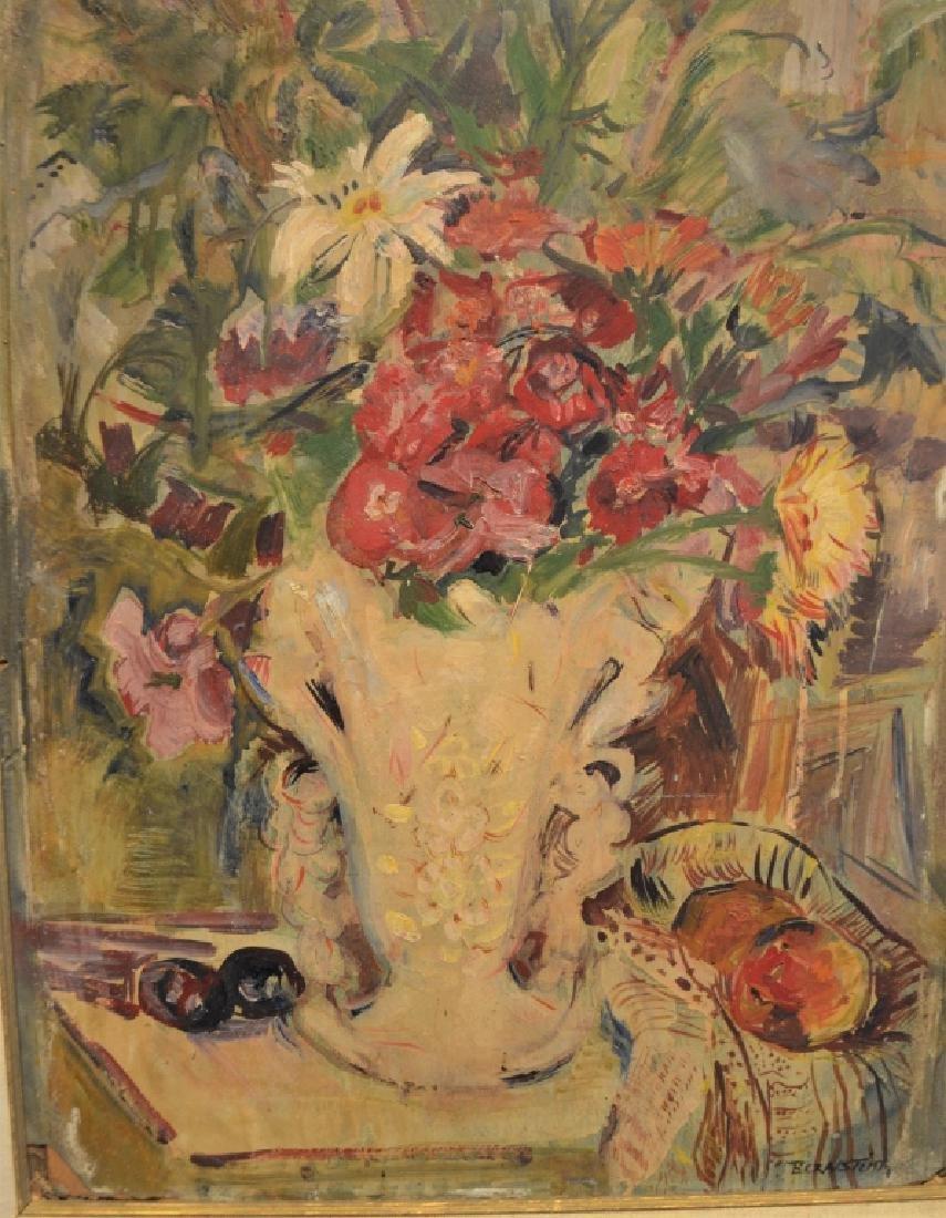 Original Theresa Bernstein Oil on Canvas - 2