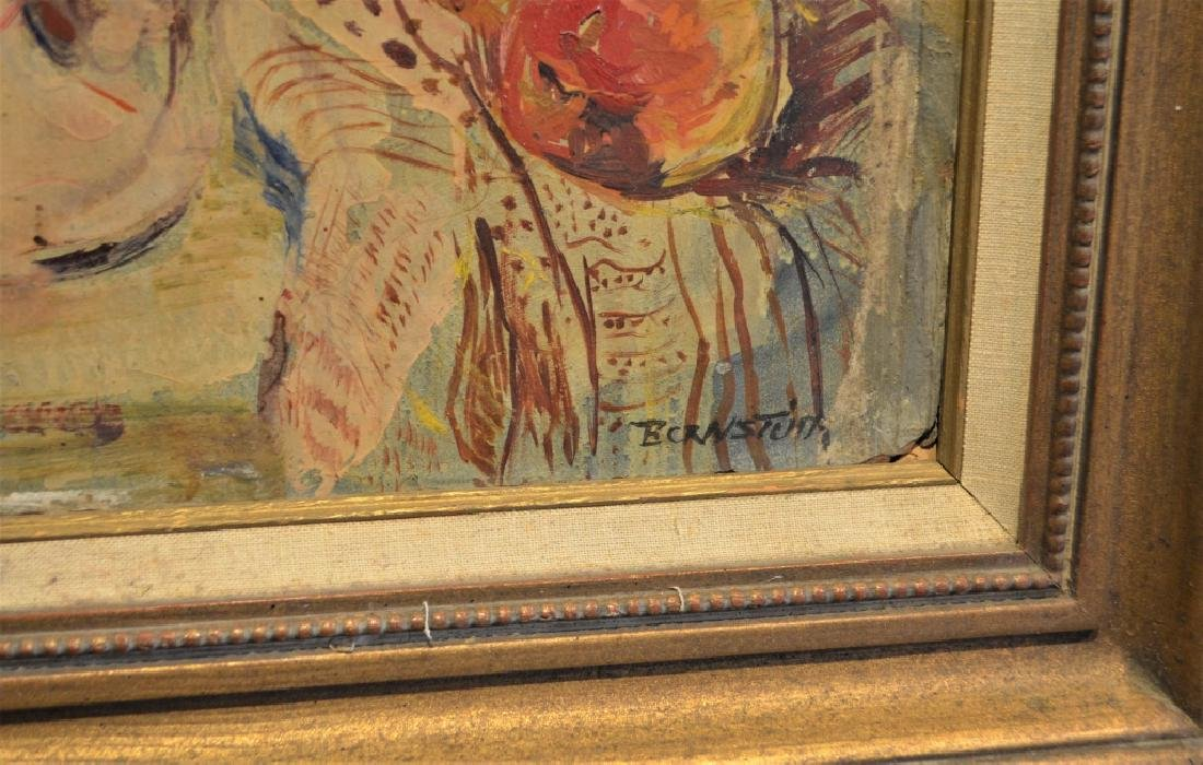 Original Theresa Bernstein Oil on Canvas - 3