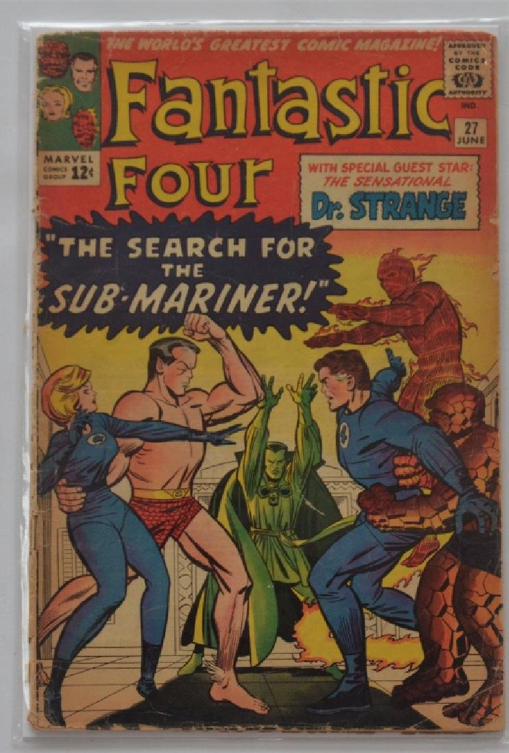 Marvel Silver Age Comics Lot of 24 - 10