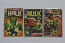 Marvel Silver Age Comics Lot of 24