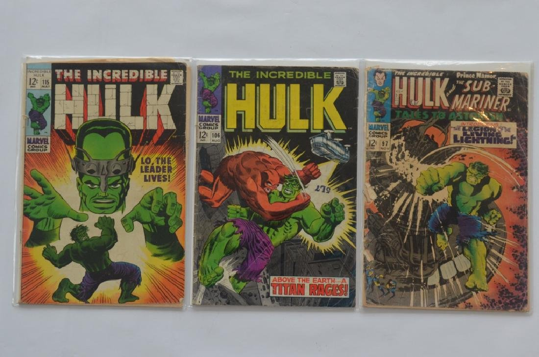Marvel Silver Age Comics Lot of 24 - 3