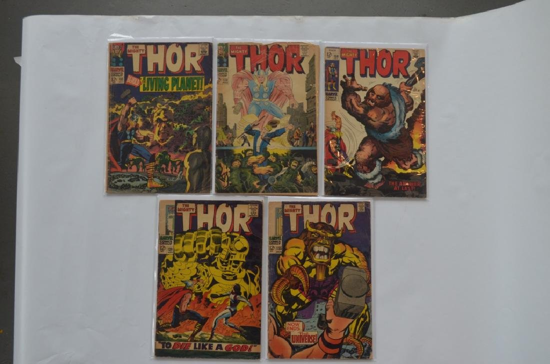 Marvel Silver Age Comics Lot of 24 - 5
