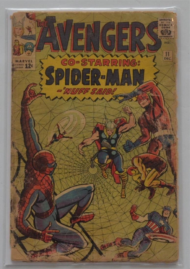 Marvel Silver Age Comics Lot of 24 - 6