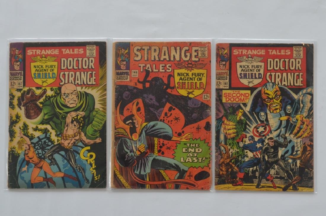 Marvel Silver Age Comics Lot of 24 - 8