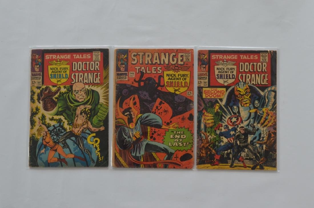 Marvel Silver Age Comics Lot of 24 - 9