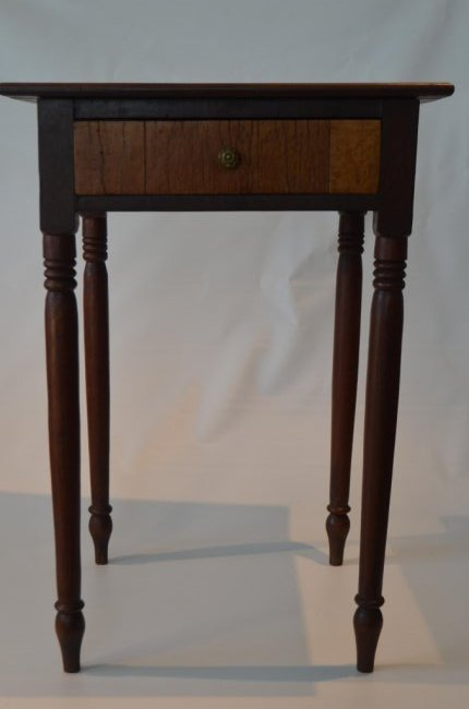 Sheraton One Drawer Stand Early 1800s