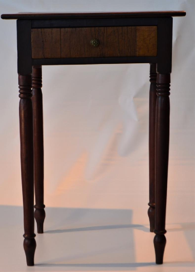 Sheraton One Drawer Stand Early 1800s - 8