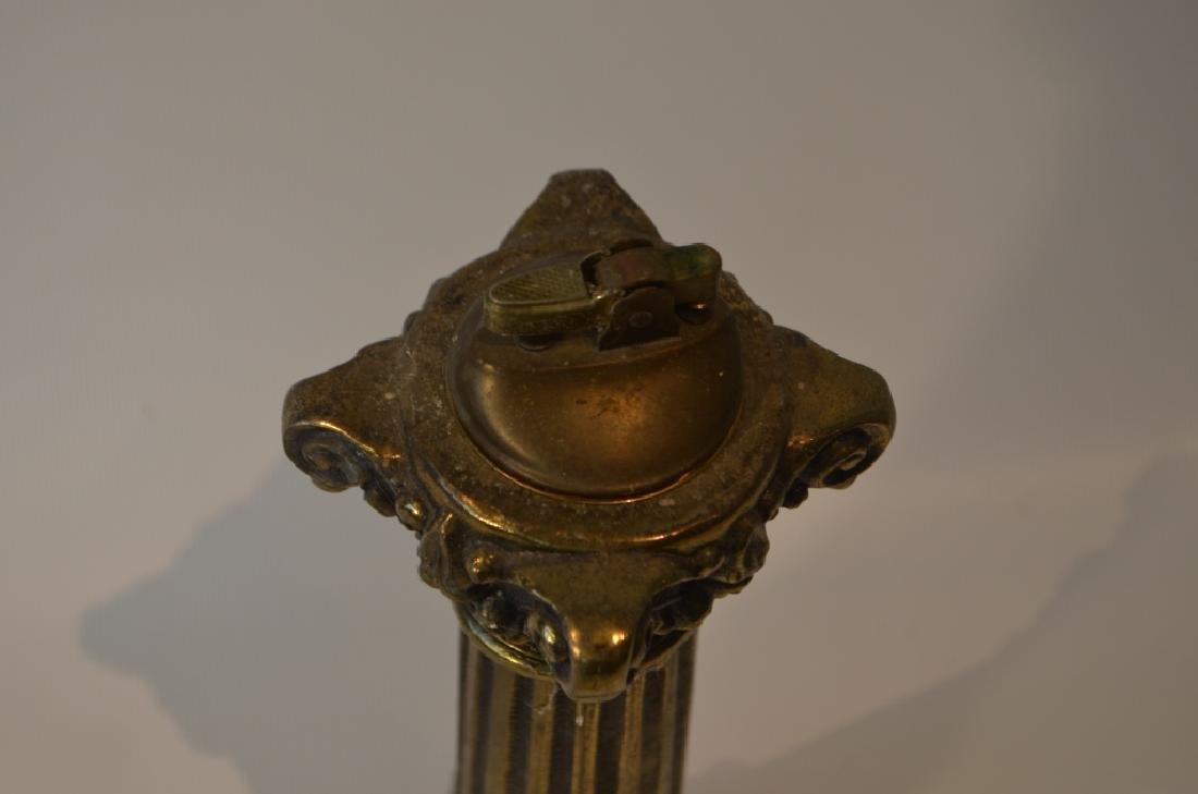 Vintage Column Table Lighter - 2