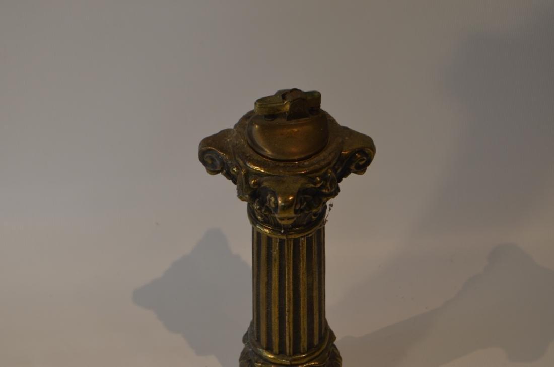 Vintage Column Table Lighter - 4