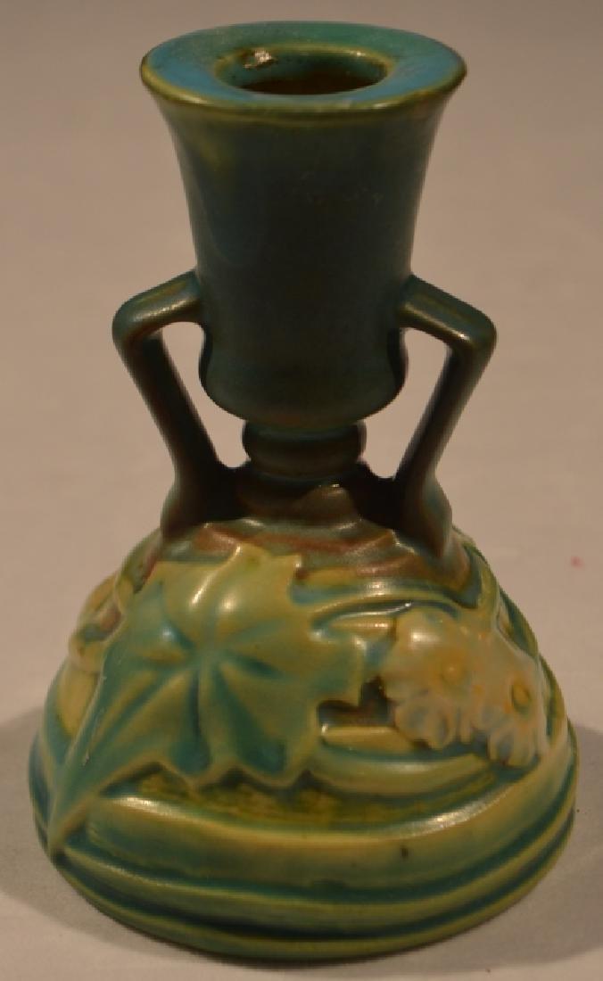 Roseville Style Flower Vase