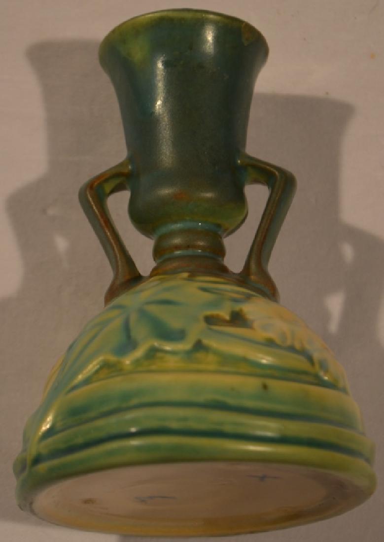 Roseville Style Flower Vase - 3