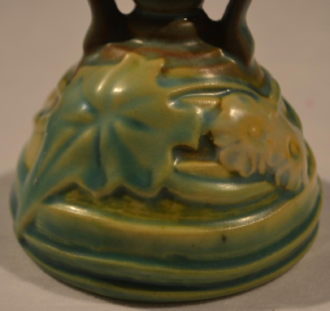 Roseville Style Flower Vase - 5