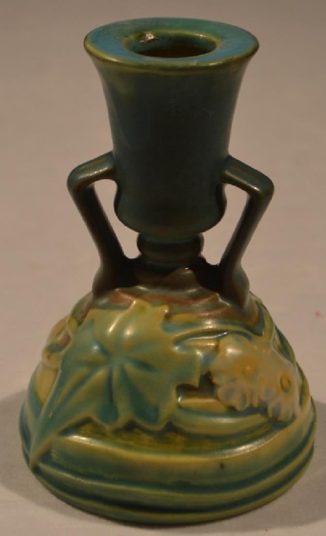 Roseville Style Flower Vase - 6
