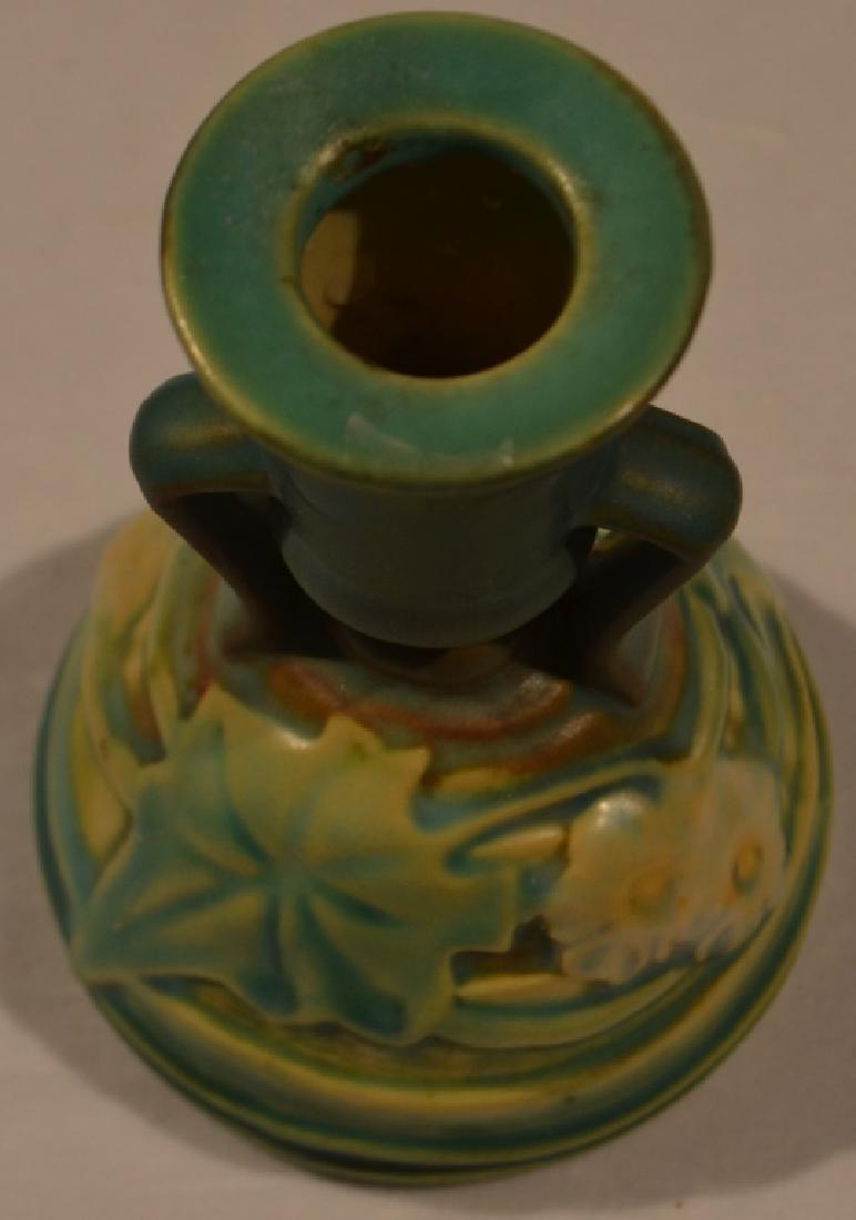 Roseville Style Flower Vase - 7
