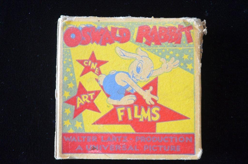 Rare Walter Lantz Oswald The Rabbit 8MM Film
