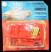 Palmer 1963 Corvette Model Car Kit