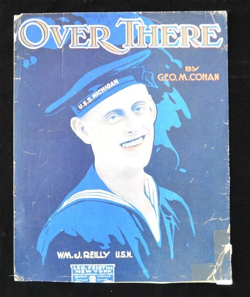 World War 1 Sheet Music Lot - Nov 27, 2018 | Millbrook