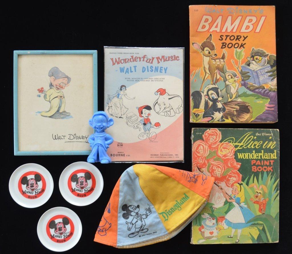 Walt Disney Merchandise Lot