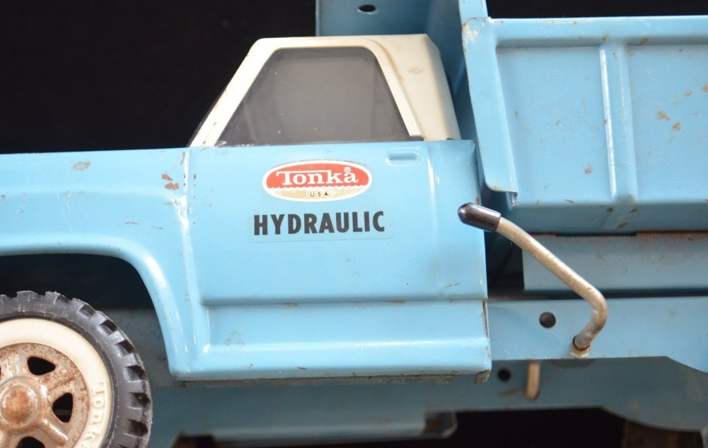 1960s Tonka Hydraulic Dump Truck - 5