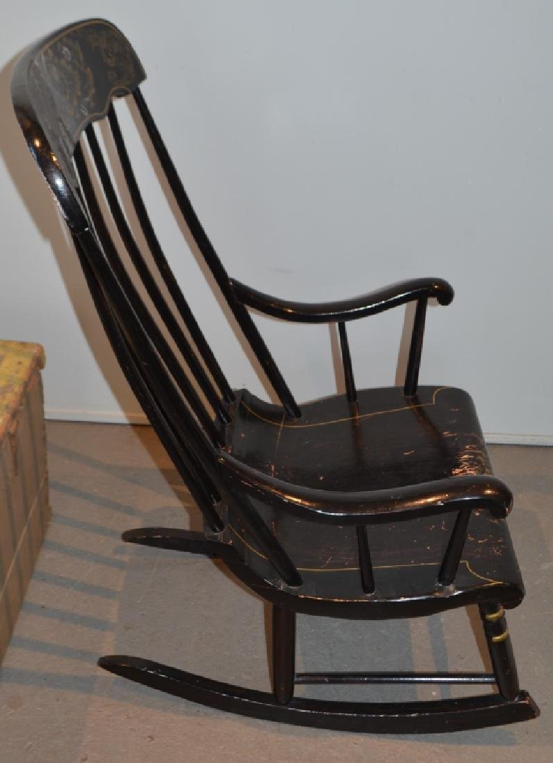 Vintage Rocking Chair - 4