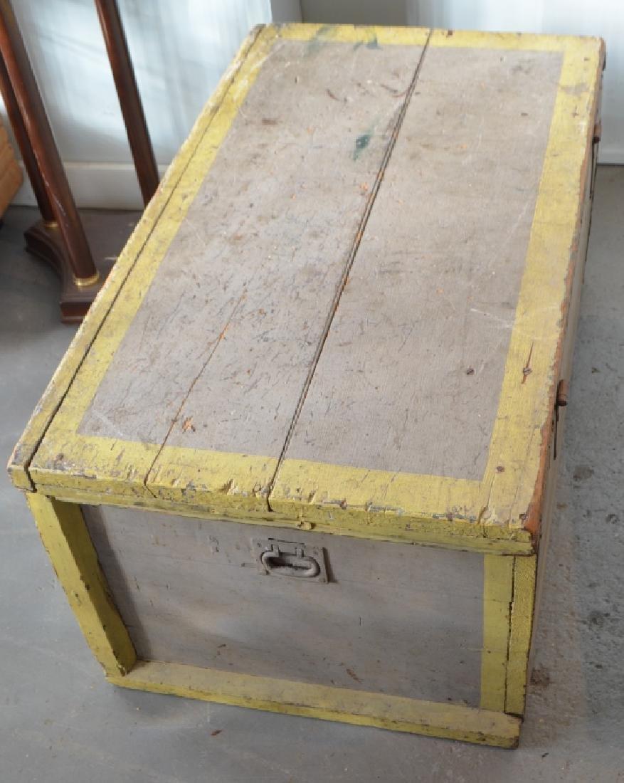 Large Vintage Storage Box - 2