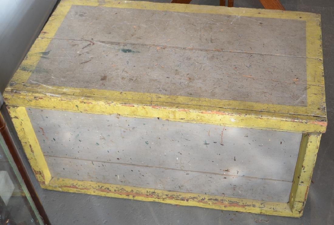 Large Vintage Storage Box - 4