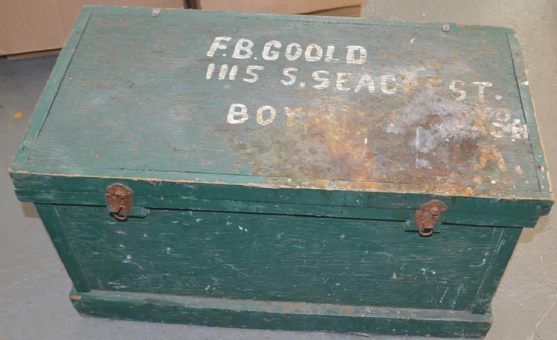 Named Vintage Storage Box - 2