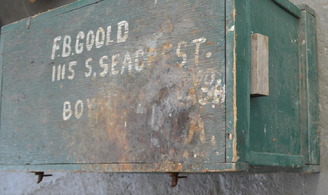Named Vintage Storage Box - 3