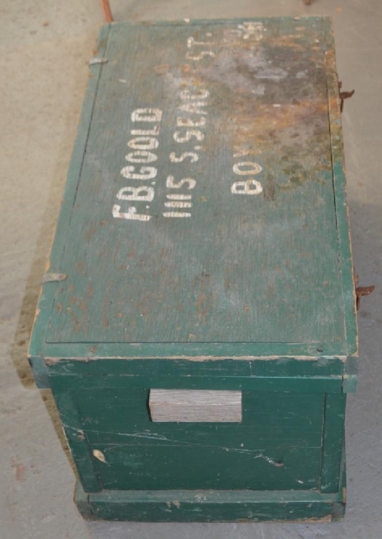 Named Vintage Storage Box - 4