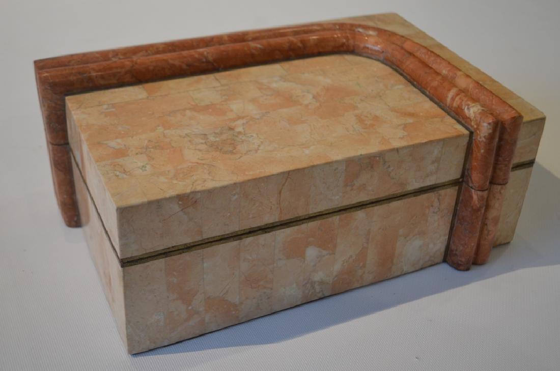 Marble Box Humidor - 3