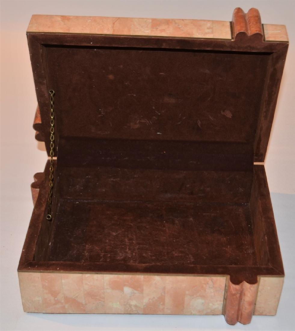 Marble Box Humidor - 5