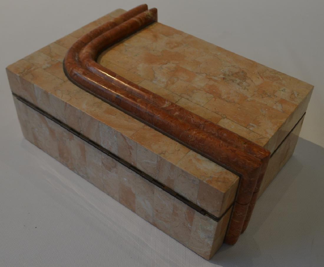 Marble Box Humidor - 7