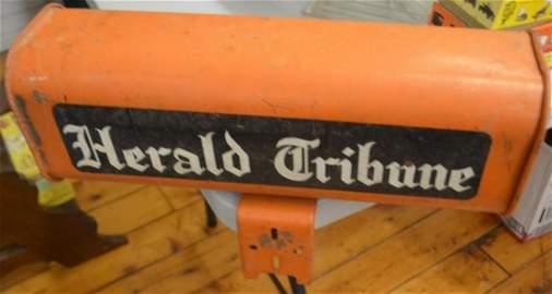 Early 1960s NY Herald Tribune Mailbox