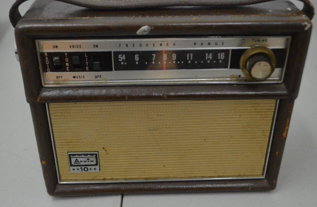 1950s Arvin Transistor Radio