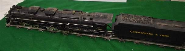 MTH Allegheny Steam Engine 2-6-6-6 Locomotive