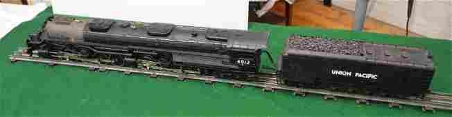 MTH Big Boy Steam Engine 4-8-8-4 Locomotive
