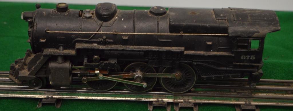 Lionel Steam Engine 675 Pre War Locomotive