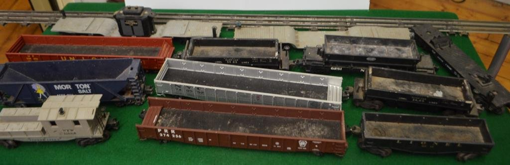 Lionel Set of 12 Freight Cars