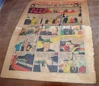 Sunday Comics New York Daily News 1943