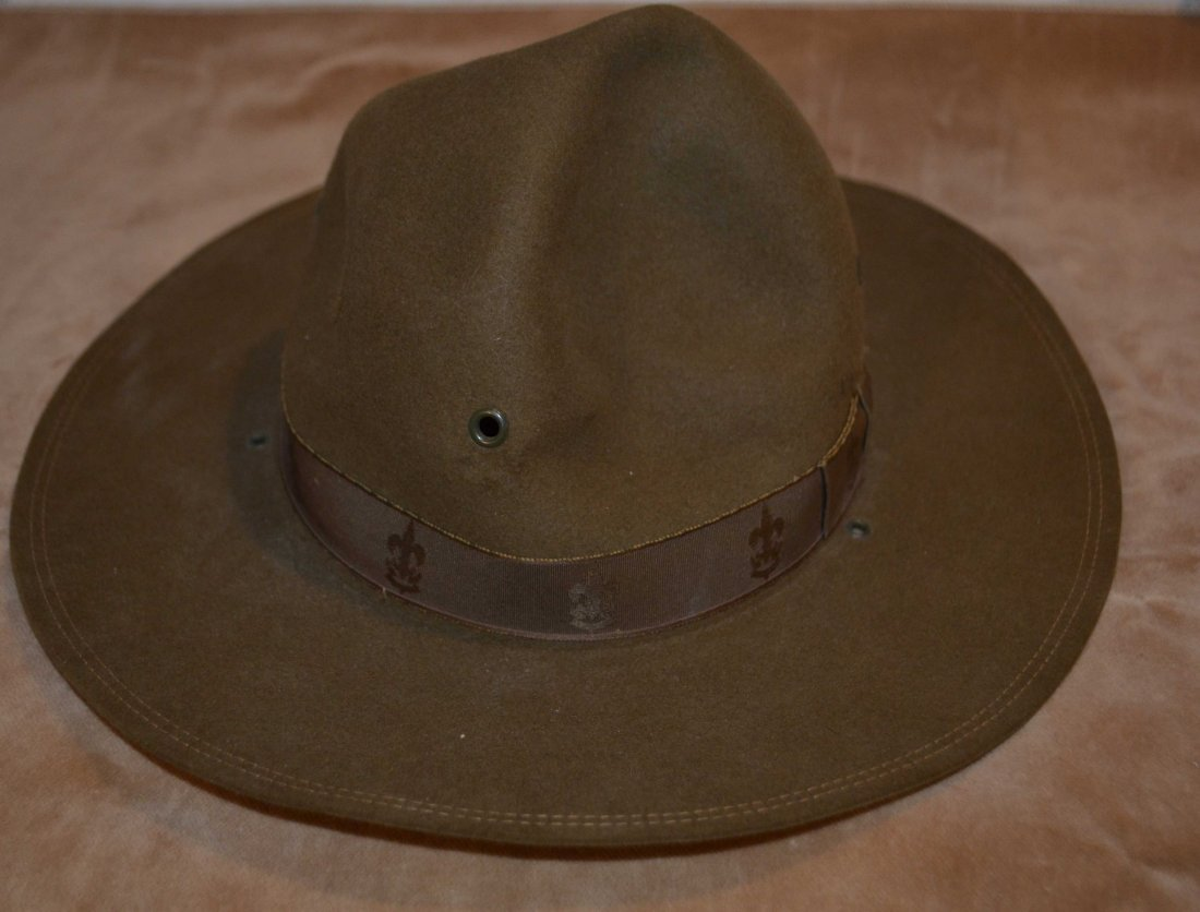 Boy Scouts of america Hat circa 1930-1940