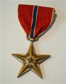 World War 2 Bronze Star Medal