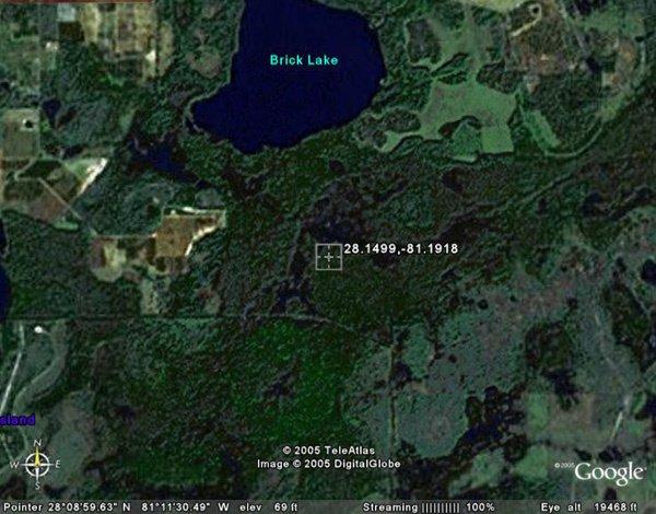 2: ST. CLOUD AREA (OSCEOLA CO., FL) 1 lot.