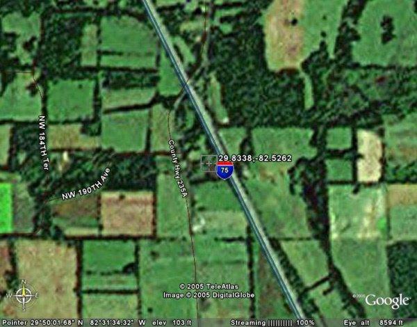 18: ALACHUA AREA (ALACHUA CO., FL) 1.9 acres.