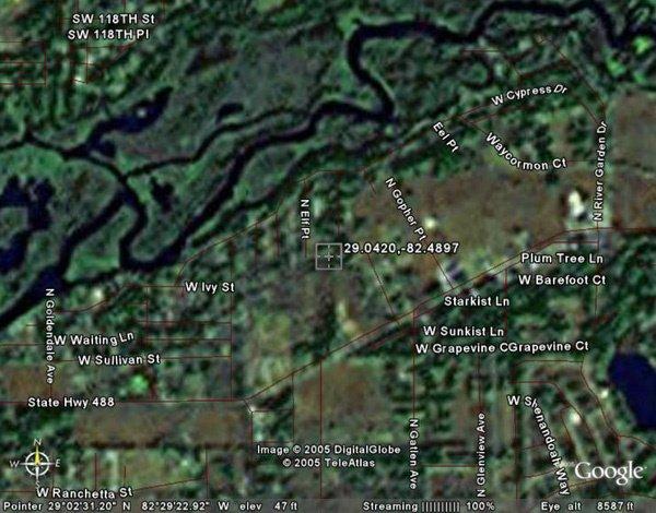 20: RIVER GARDENS (CITRUS CO., FL) 1 lot.
