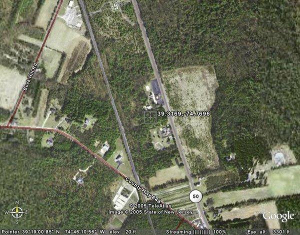 21: CITY OF CORBIN CITY (ATLANTIC CO., NJ) 1.9 acres.