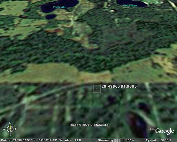 6002: OCALA AREA (MARION CO., FL) 75' x 125'.