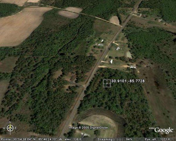 6005: HOLMES AREA (HOLMES CO., FL) 21,780 square feet.
