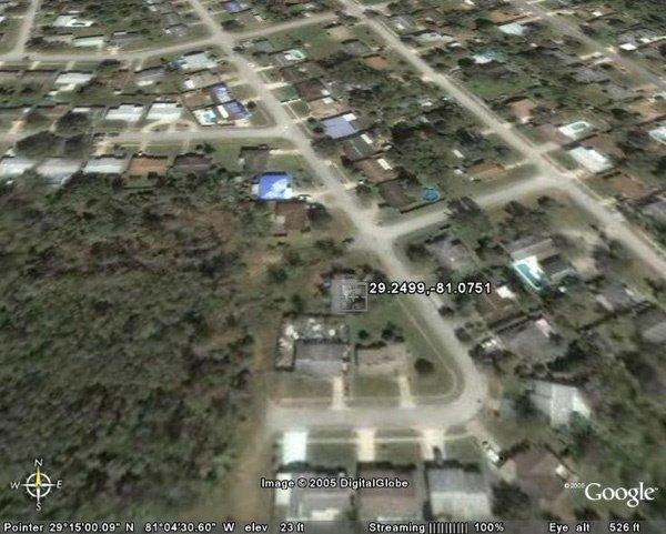 6012: DAYTONA BEACH AREA (VOLUSIA CO., FL) 12,000 squar