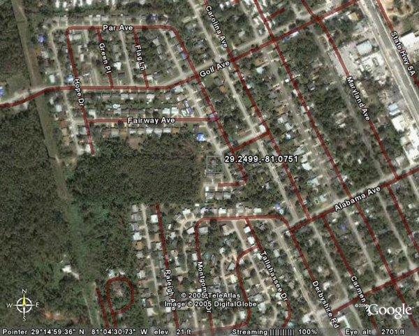 6012: DAYTONA BEACH AREA (VOLUSIA CO., FL) 12,000 squar - 2