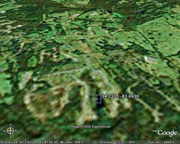 6013: CITY OF GAINESVILLE AREA (HALL CO., GA) 4.69 acre